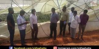 Hailstorm Sidlaghatta Rain Administration Tehsildar