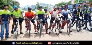 Bangalore Randonneurs Cycling Sidlaghatta