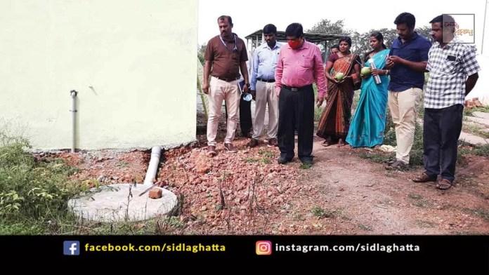 ಜಿಲ್ಲೆಯಲ್ಲಿ ನರೇಗಾ ಯೋಜನೆಯಿಂದ ಅಂರ್ತಜಲಮಟ್ಟವೃದ್ಧಿ
