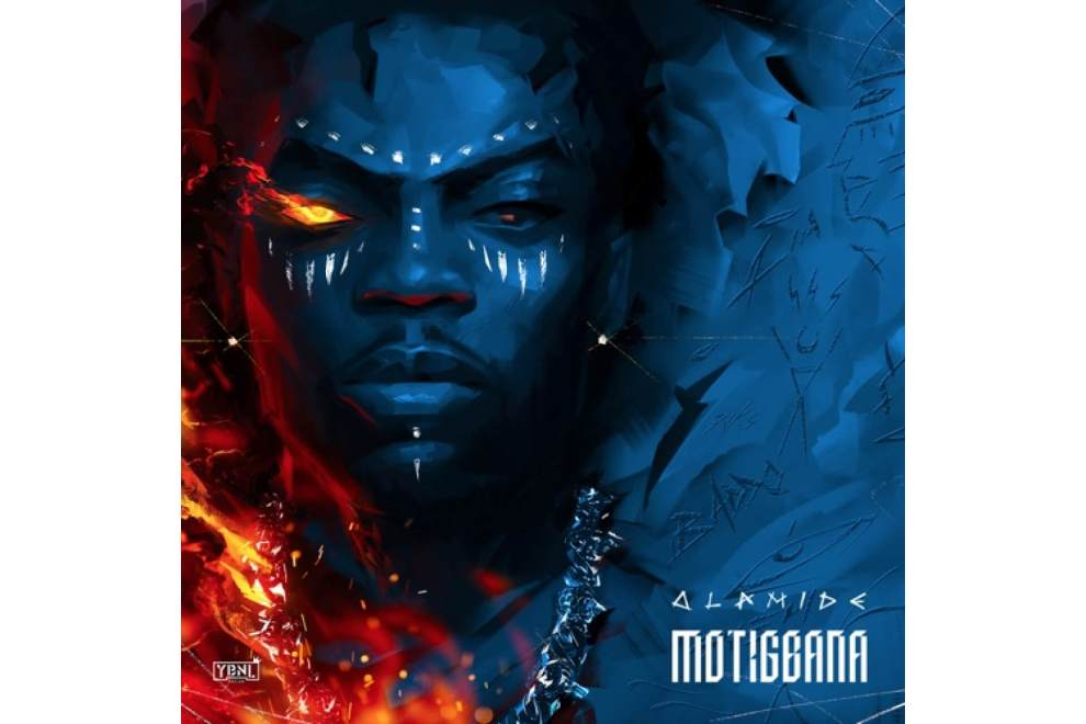cover art for the song Motigbana by Olamide