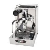 SAB Alice Inox Espressomaschine Siebträger