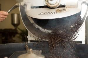 Coffeecirlce Kaffeerösterei Trommelröstung