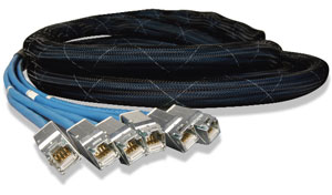 Pre-Terminated Copper Trunking Cable Assemblies - Americas