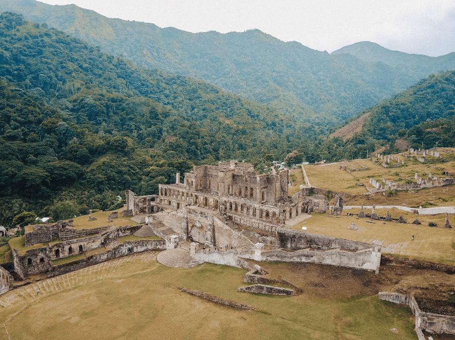 Palacio San Souci, Haití
