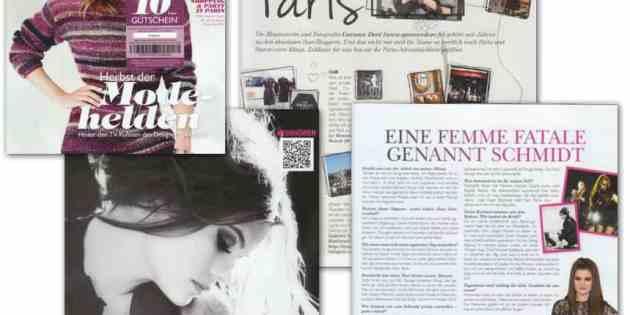 Relaunch-Betreuung und Redaktionsleitung (für das neue s.Oliver Magazin)