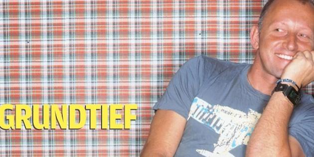 Interview mit Wilbert Das von Diesel (für how to spend it)
