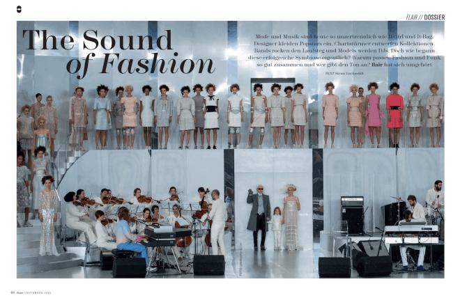 The Sound of Fashion (für Flair)