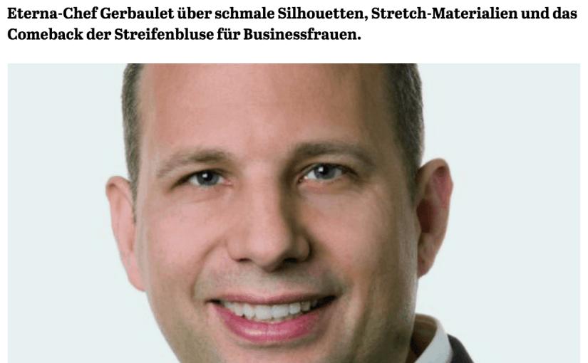 Was Mann trägt: Henning Gerbaulet, Eterna (für Capital.de)