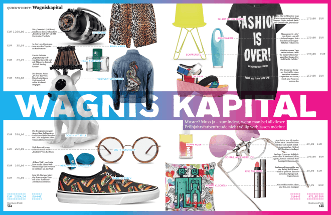 Wagnis-Kapital 2/2016 (für Business Punk)