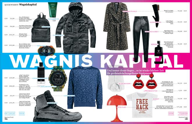 Wagnis-Kapital 6/2016 (für Business Punk)