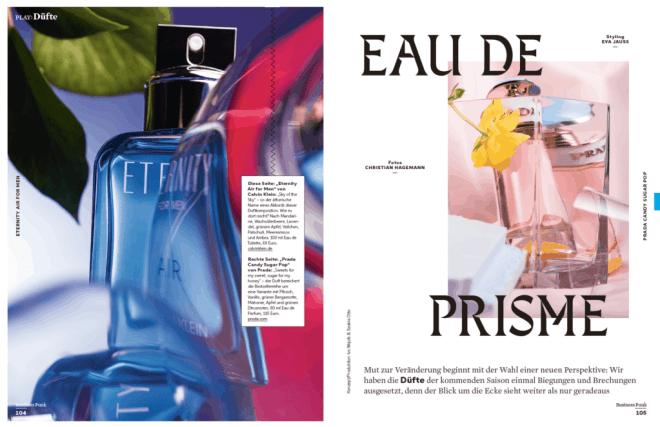 Eau de Prisme (für Business Punk)