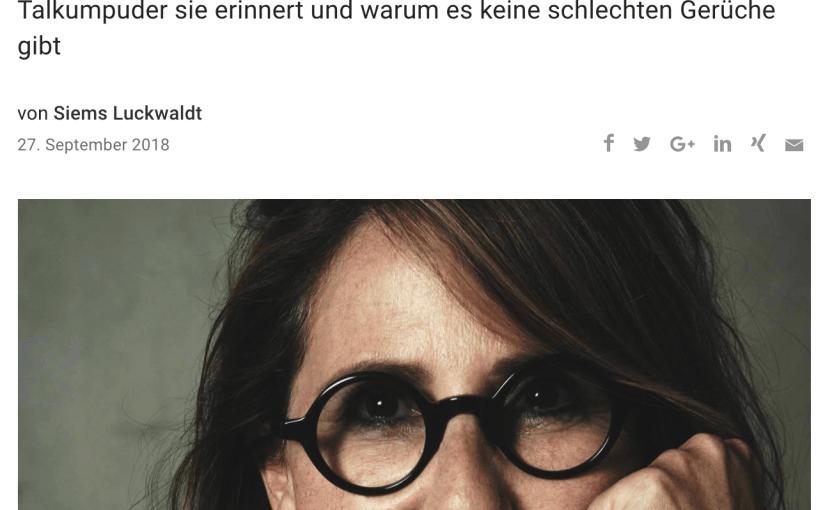 Duft des Erfolgs: Christine Nagel, Hermès (für Capital.de)