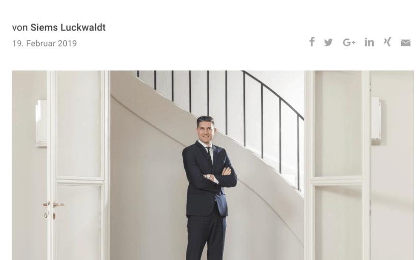 Zeitfragen: Flavio Pellegrini, Ebel u. Concord (für Capital.de)