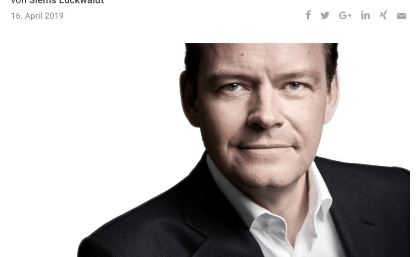 Interview: Klaus-Dieter Koch, BrandTrust [Luxus-Studie] (für Capital.de)