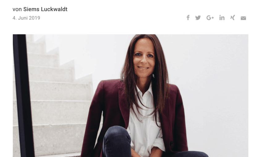 Stilfragen – Women's Edition: Maya Junger, Set (für Capital.de)