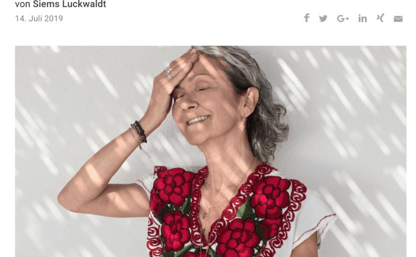 Duft des Erfolgs: Annick Ménardo (für Capital.de)