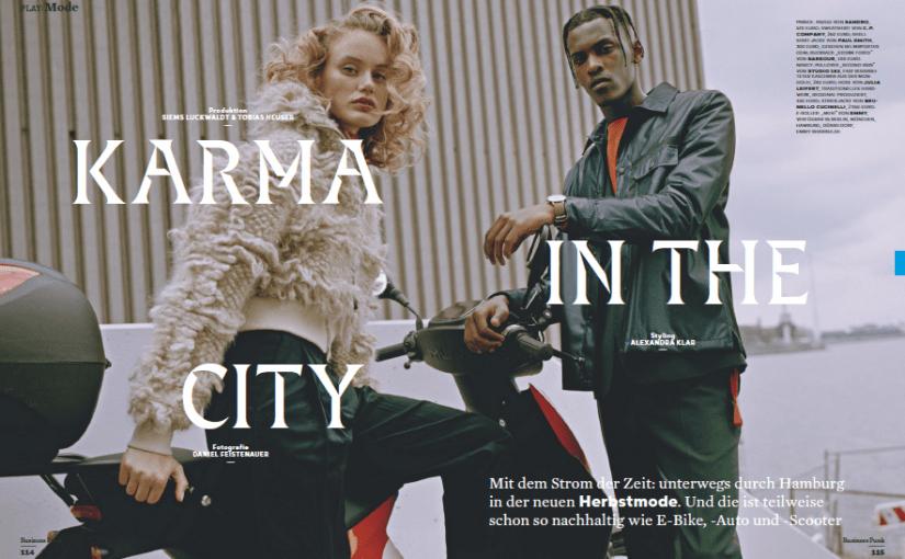 Karma in the City (für Business Punk)