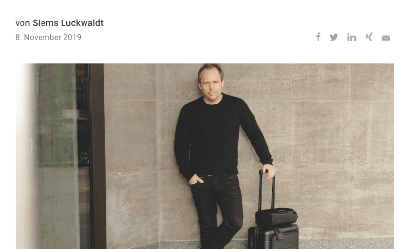 Capital Watch Award 2019: Meet the Jury – Stefan Holwe, Horizn Studios (für Capital.de)