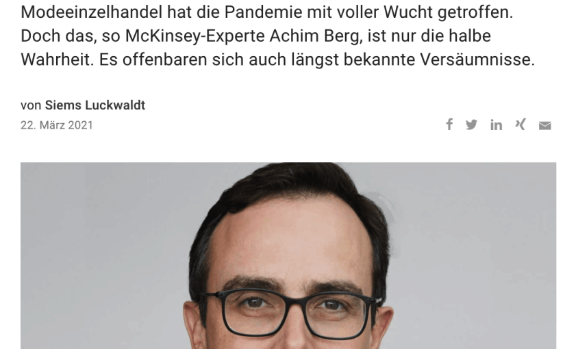 Interview: Achim Berg, McKinsey & Company