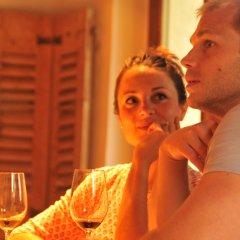 Wine Tasting at the Vineyard
