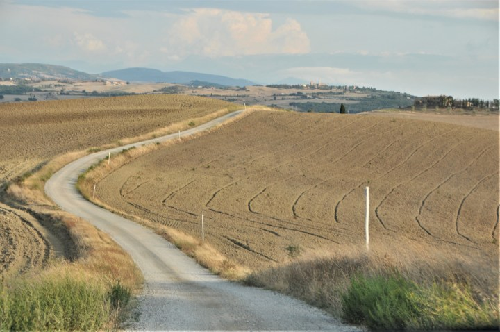 In Tuscany the journey can be as good - or better - than the actual destination.