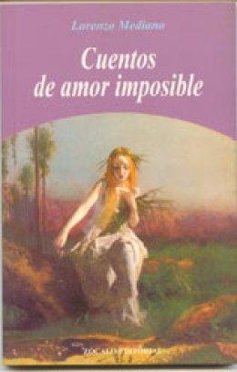 portada-Cuentos-amor-imposible Lorenzo Mediano