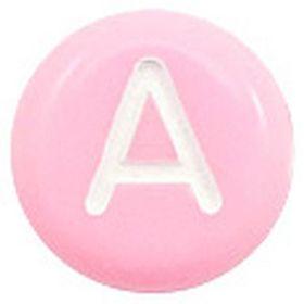 letterkralen pink white