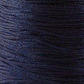 satijnkoord Donkerblauw