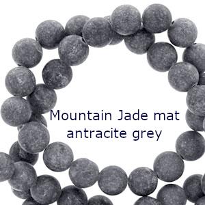 jade mountain mat antracite Grey