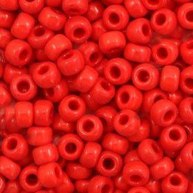 Miyuki rocailles 60 Opaque red 6-408_54693