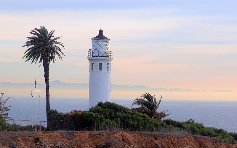 San Vicente Point Light House