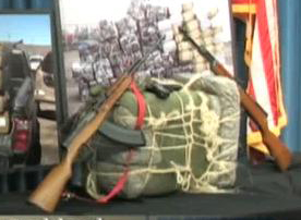 Trafficker backpack