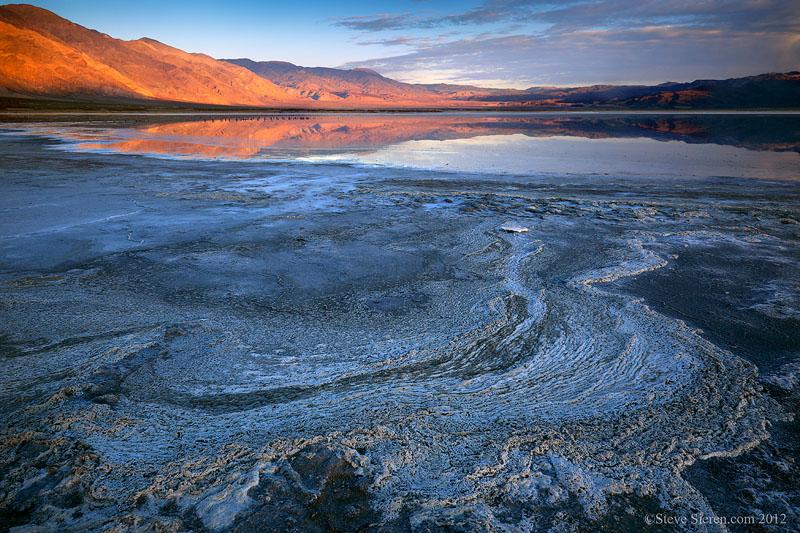 Death Valley Northwest Section
