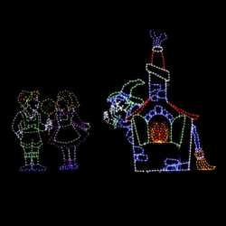 Hansel and Gretel lights