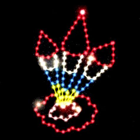 rockets lights