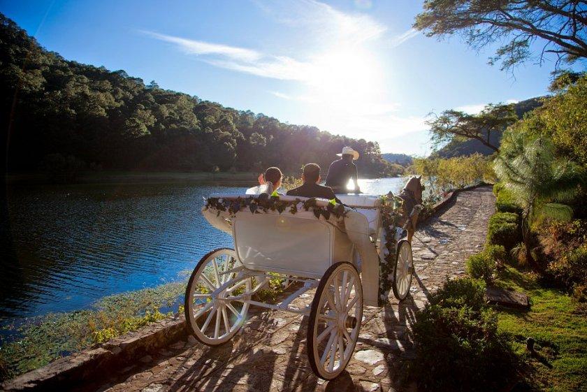 La Boda de tus sueños en Sierra Lago