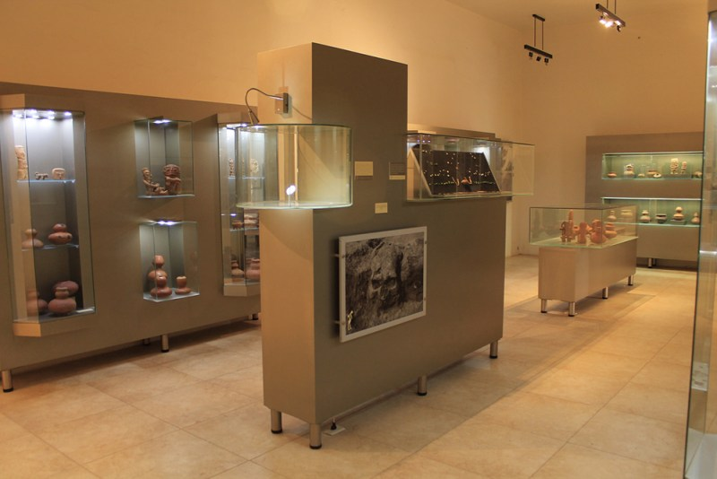 Museo de Arqueología, Mascota Jalisco