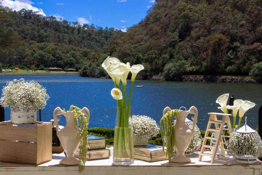 Ideas para hacer de tu boda rústica un evento espectacular
