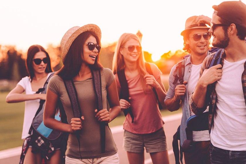 5.No viajar puede ser deprimente
