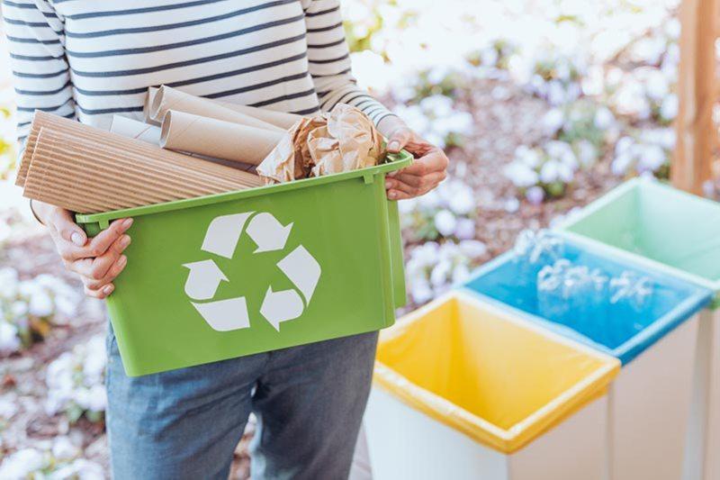 Reduce y Separa los Desperdicios