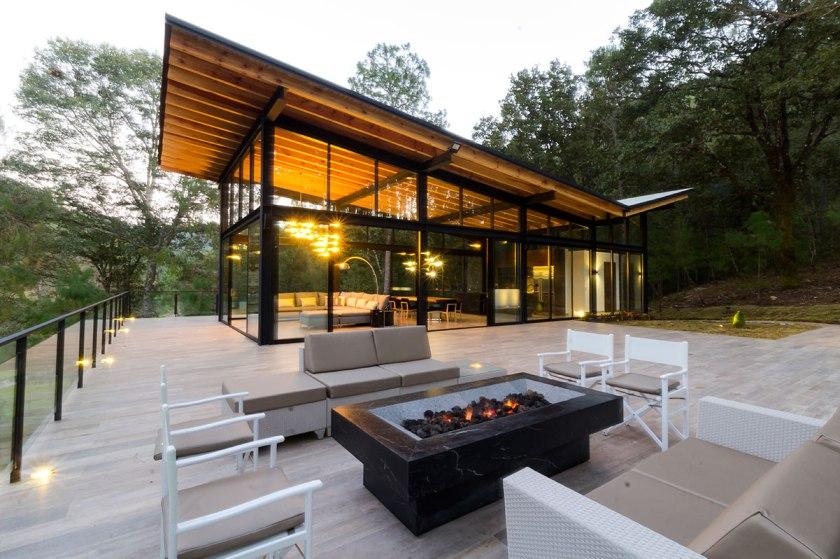 Casa Lago terraza