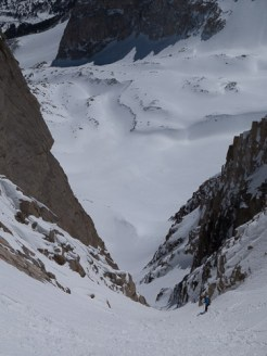 SE couloir Humphreys