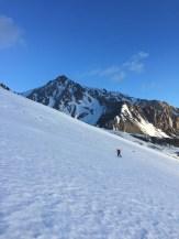 Birthday ski with Jimmy 4/6
