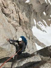 East Buttress Mt. Whitney 7/17