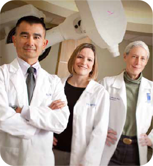 Brain Tumor Center - A Unique Collaborative Among Cancer Experts