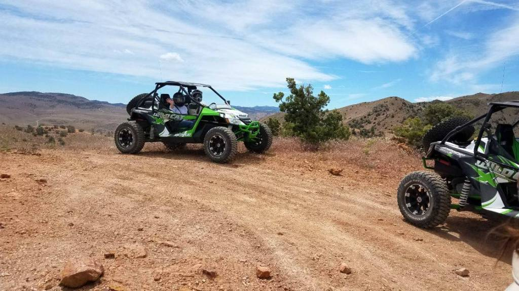 UTV Experience with Rod Hall Drive
