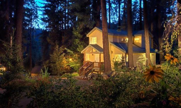 Explore Tenaya Lodge Resort's new family-friendly cabins For the Holidays