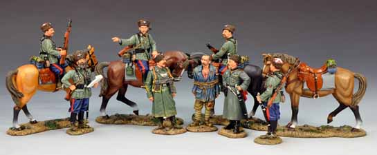 Cossacks Sierra Toy Soldier Company