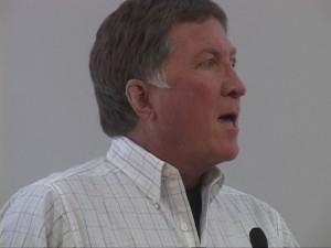 Michael Ort of California Broadband Cooperative is the key note speaker.