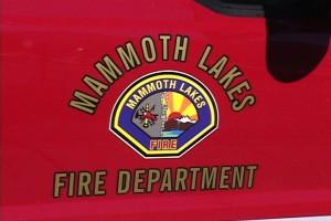 Mammoth Fire truck logo